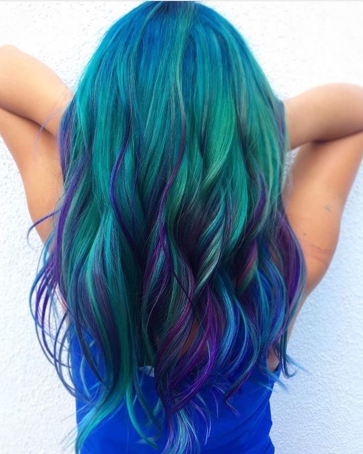 "12.8k Likes, 43 Comments - Pulp Riot Hair Color (@pulpriothair) on Instagram: ""@honeyhousehair is the artist... Pulp Riot is the paint."""