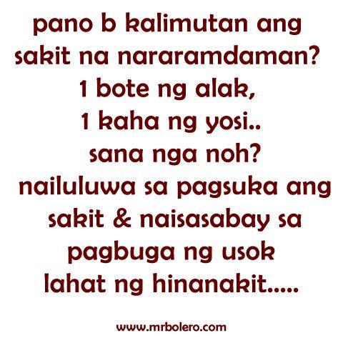"""Tagalog Sad Love Quotes""  Best Tagalog Sad Love Quotes"