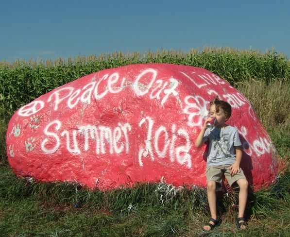 We never want Summer to end! Erik & Glen Rd. rock Aug. 12