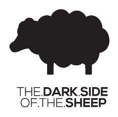 The Dark Side Of The Sheep by Leandro Lassmar, via Behance