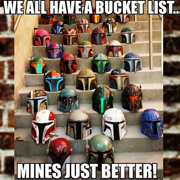 Bucket List - Meme by Ember Farstriker - Photo by Uriah Cirasole