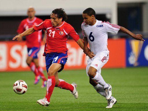 07h30 ngày 10/7, Costa Rica vs Cuba: Đẳng cấp chênh lệch