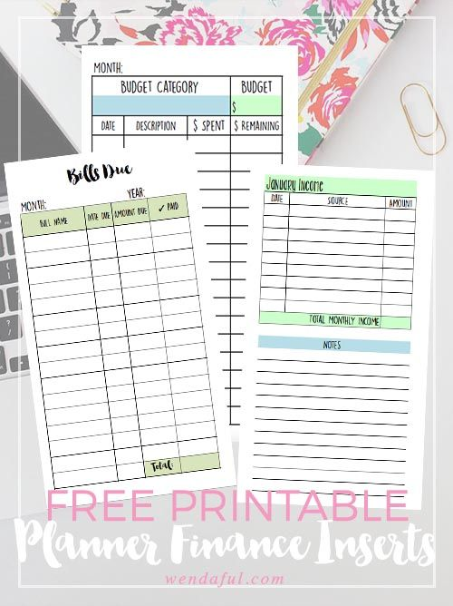 Best  Free Budget Planner Ideas On   Budget