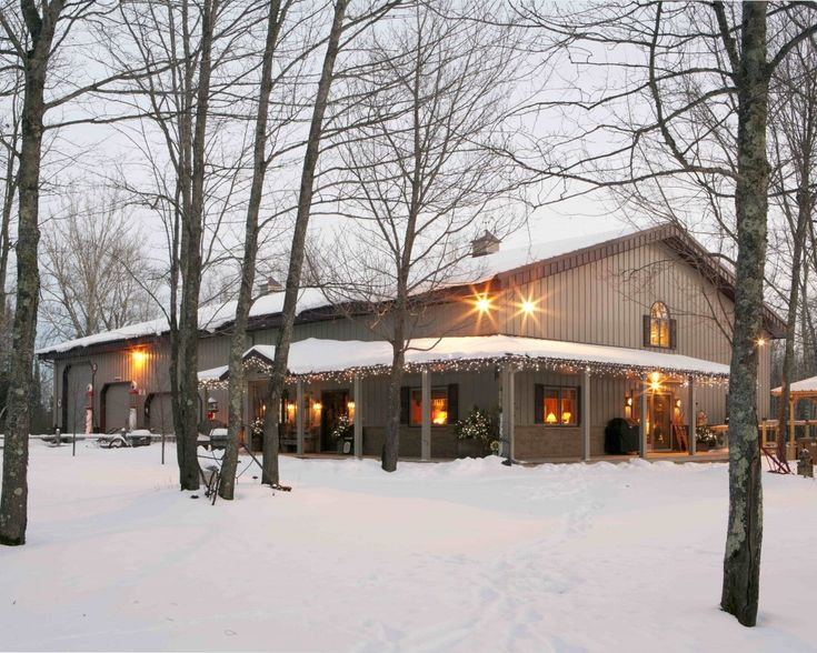 630 best pole barn homes images on pinterest | metal building