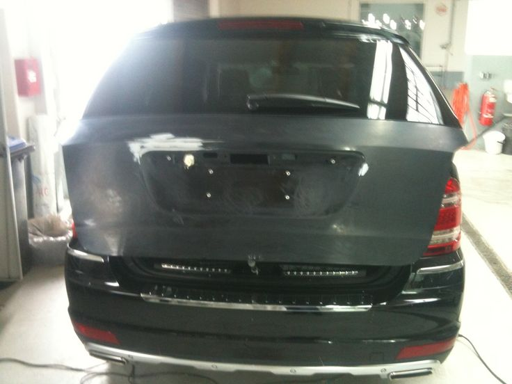 Auto lackieren