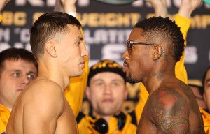 HBO Boxing Results: Gennady Golovkin and Chocolatitio Thrill with Stoppages Gennady Golovkin  #GennadyGolovkin