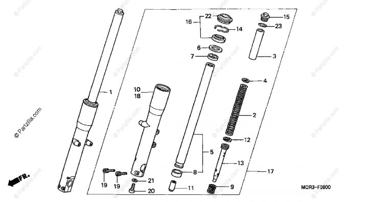 12 Motorcycle Fork Diagram Motorcycle Diagram In 2020 With