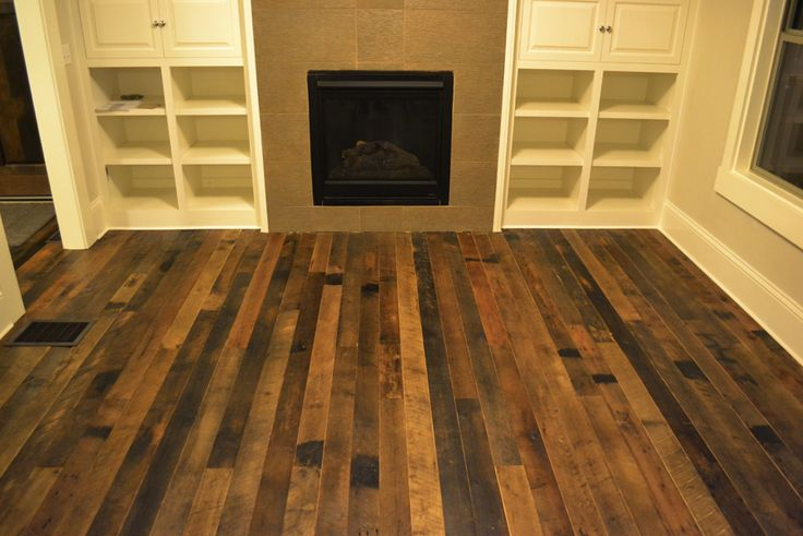 antique oak floor lanolium | Quality and strength : Reclaimed wood is up to 40 points harder on the ...