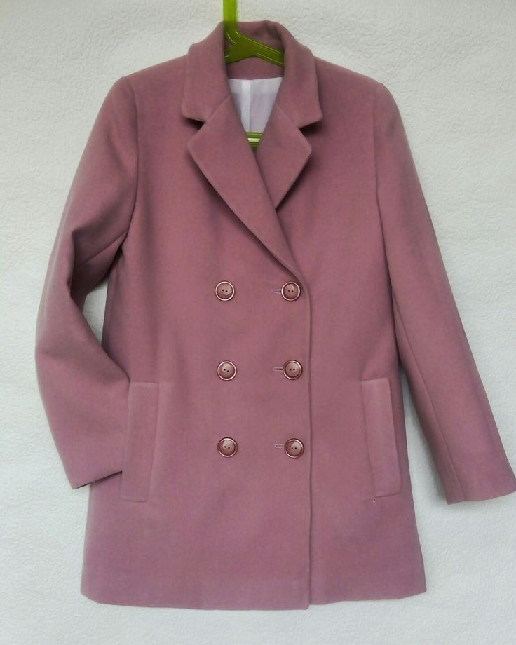 Двубортный жакет для маленькой леди jacket