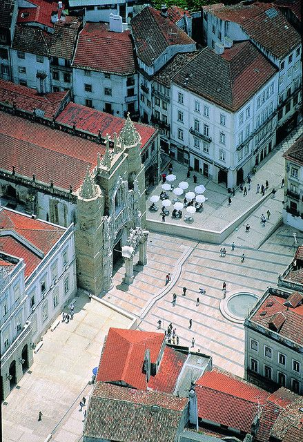 Santa Cruz, Coimbra #Portugal
