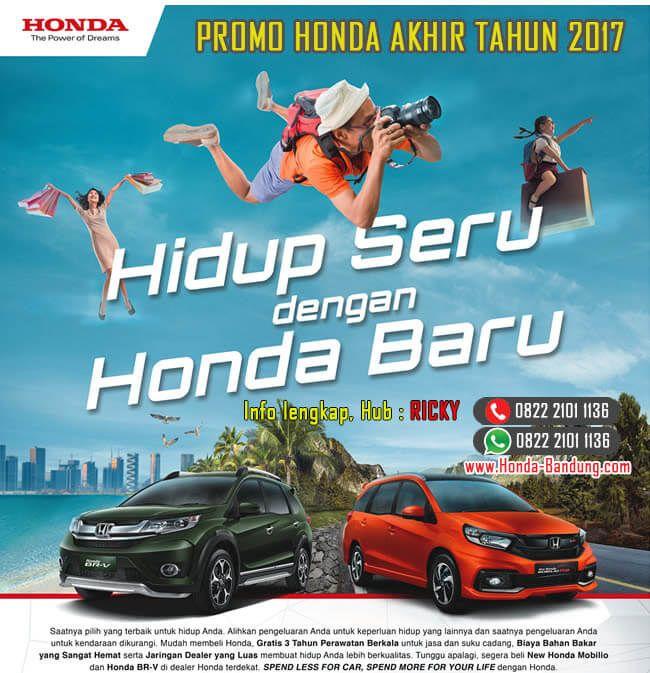 Promo Akhir Tahun Honda Bandung 2017