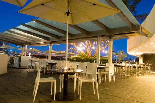 Modern Australian restaurant Brisbane City QLD 4000