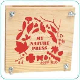 Seedling My Nature Press - Kids Toys from Metromum.com.au