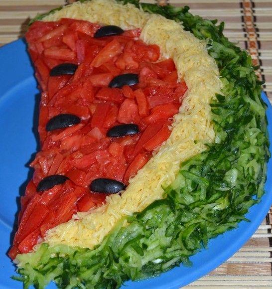 Рецепты салатов с курицей и шампиньонами с фото