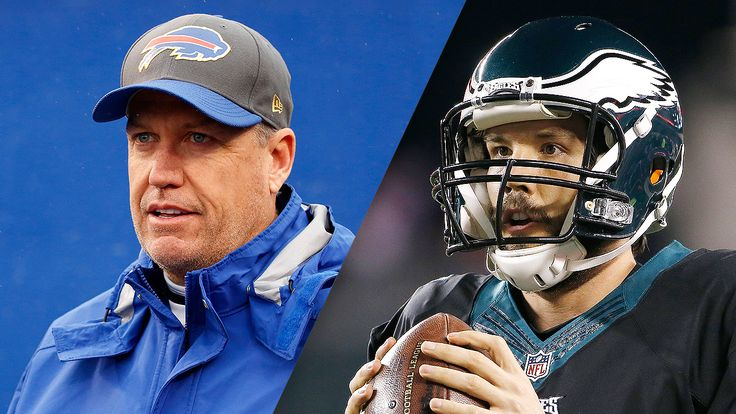 Who's on the hot seat in all eight NFL divisions
