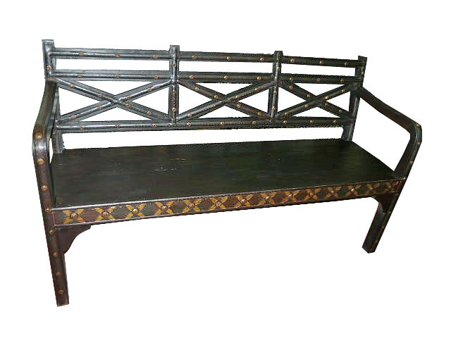 1000 Images About Indian Antique Bench On Pinterest