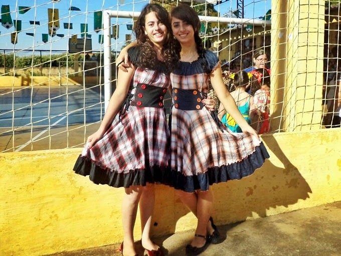 Laiali Safa: Festa Junina da minha escola - Último ano