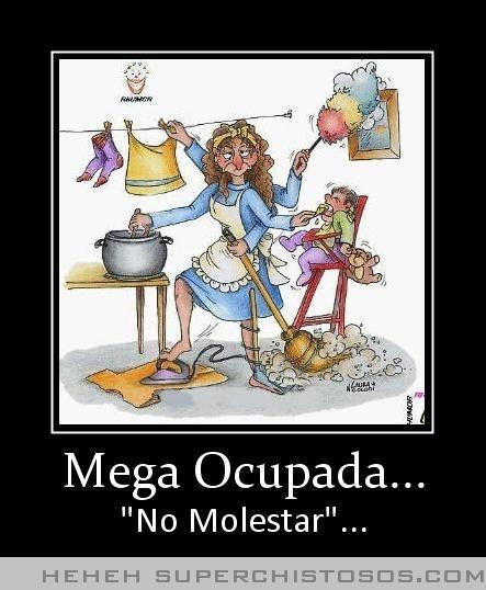 Mega Ocupada