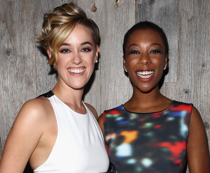 Samira Wiley and Lauren Morelli | Who Is Your Favourite New Couple ...