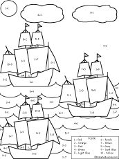 Columbus Day Activities and Printables