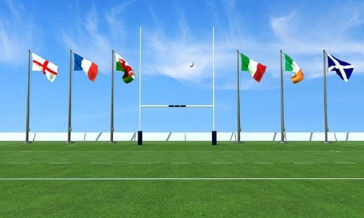 6 Nations Rugby Kampioenschap