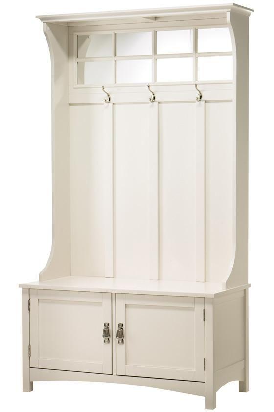 $359 Ambrose Hall Tree - Hall Trees - Entryway - Furniture | HomeDecorators.com