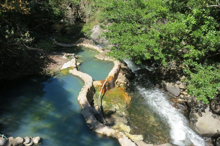 Rio Negro Hot Springs in Parque Nacional Rincon de la Vieja in Guanacaste, Hacienda Guachipelín Hotel, located at the Rincón de la Vieja Volcano and National Park, offers one of the best adventure spots when visiting Guanacaste.