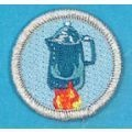 Patches :: Spoof Patches :: Spoof Merit Badges :: Coffee Drinking Merit Badge - Boy Scout Store - Boy Scout Collectibles & Memorabilia & Gifts