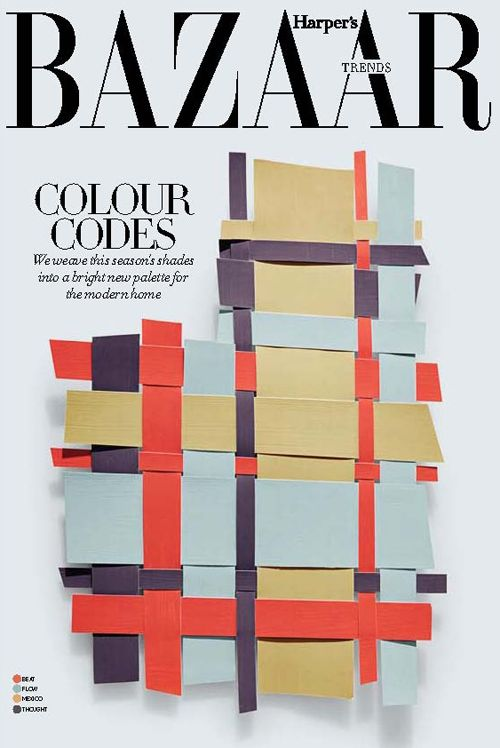 Interior Color Stories from Dubai