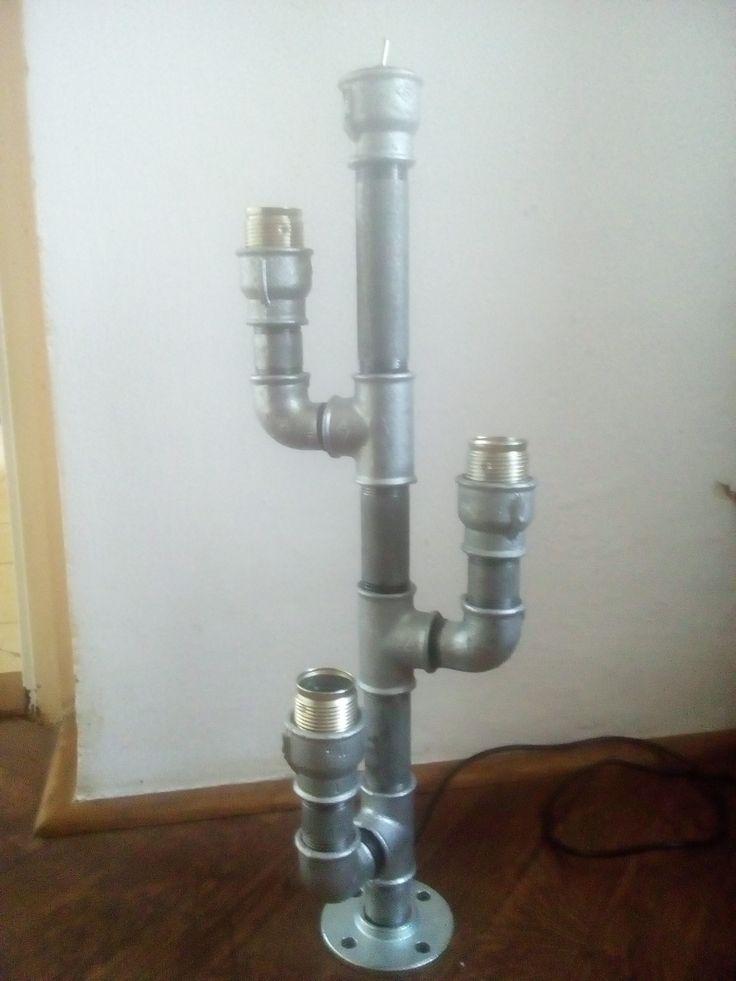 Designová lampa - kaktus Cca 1700 Kč