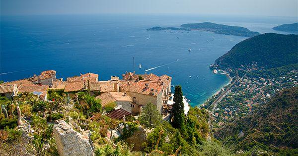 South Of France Honeymoon Roadtrip Itinerary