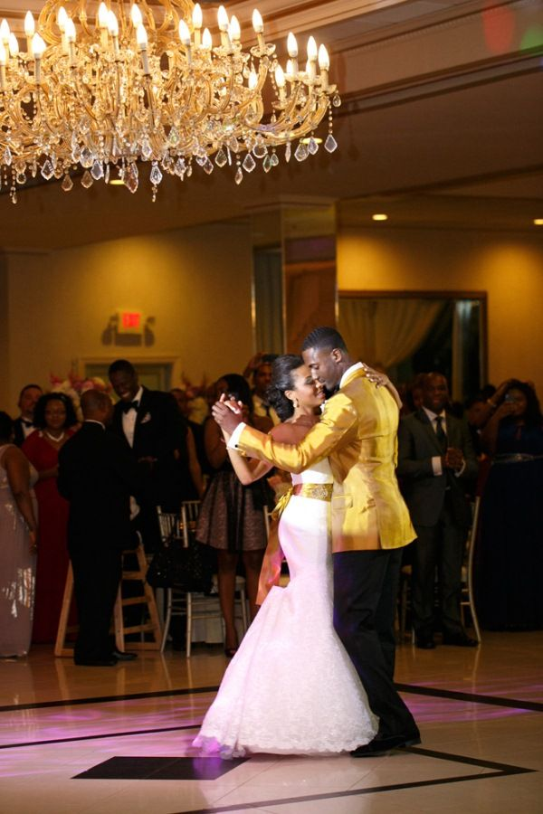 A Sophisticated Wedding Infused with Haitian Culture in New Rochelle, NY - Munaluchi Bridal Magazine