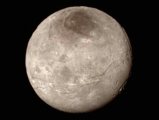 New Horizons Pluto pictures