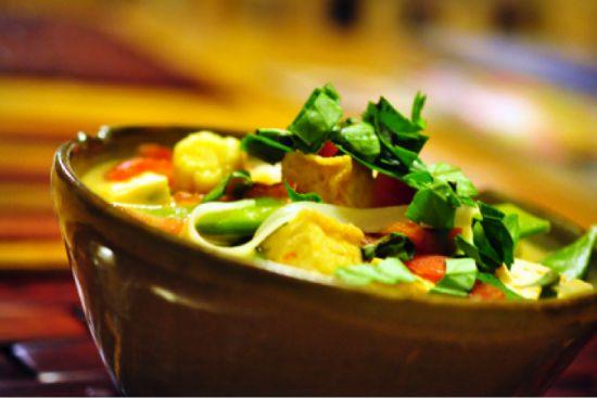 Thai Dragon Bowl