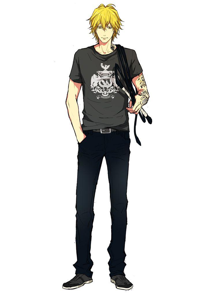 Картинка аниме дино