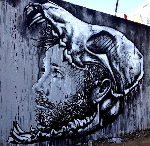 Concrete Canvas: Fin Dac, Christina Angelina, Eine and the Session Kitchen Murals