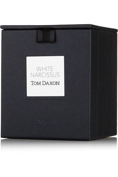 Tom Daxon - White Narcissus Scented Candle, 190g - Colorless