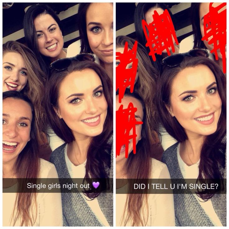 What Girls Really Means When They Snapchat…