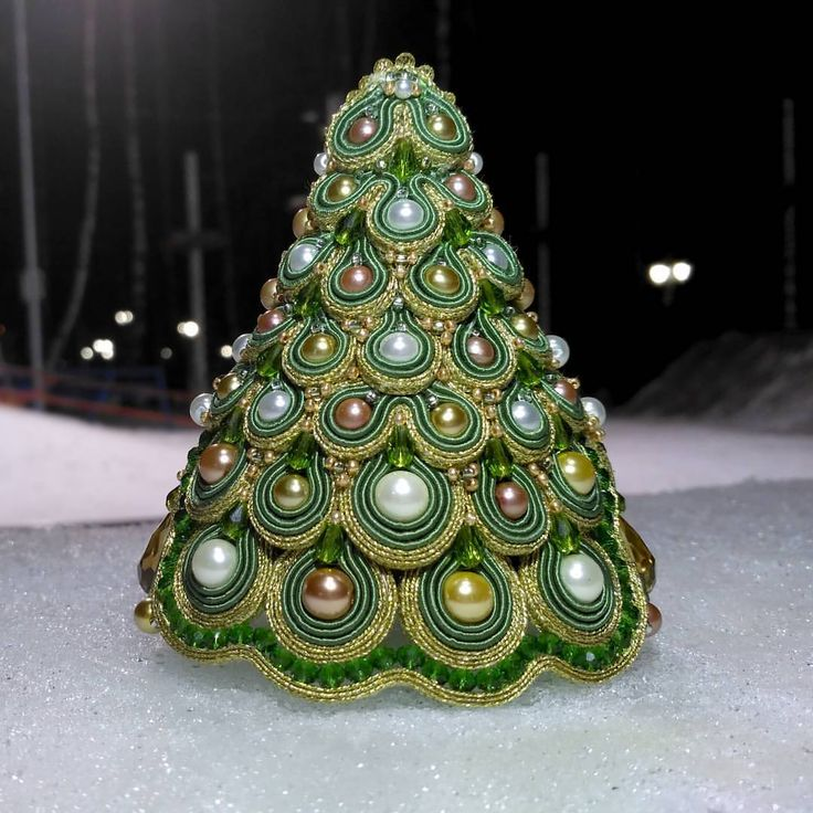 Wowwww Natale Soutache, Christmas Soutache