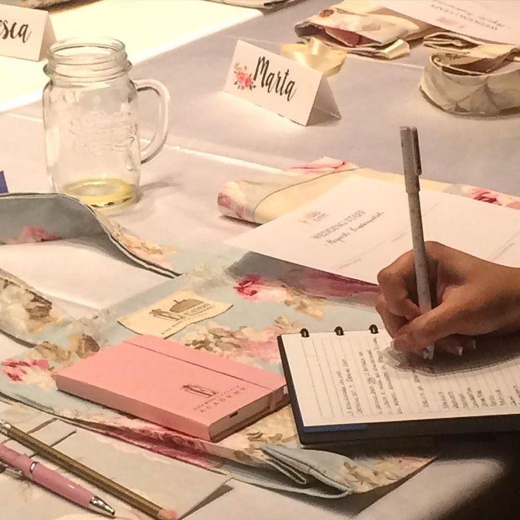 """""""Eccellenza nel creare Emozioni... questa è la missione del #WeddingStaff"""". Ogni nuova classe è una nuova sfida nel veder nascere crescere formarsi i Wedding Planner di domani! #elisamoccieventsacademy  #luxuryweddings #formazione #eccellenza #teambuilding #weddingacademy #weddingacademyitalia #corsiweddingplanner"""
