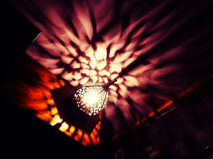 I love this lamp! It makes me feel spiritual.