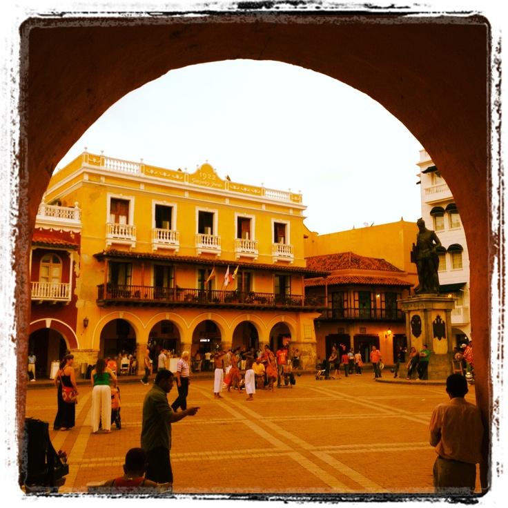 Plaza de los Coches, Cartagena
