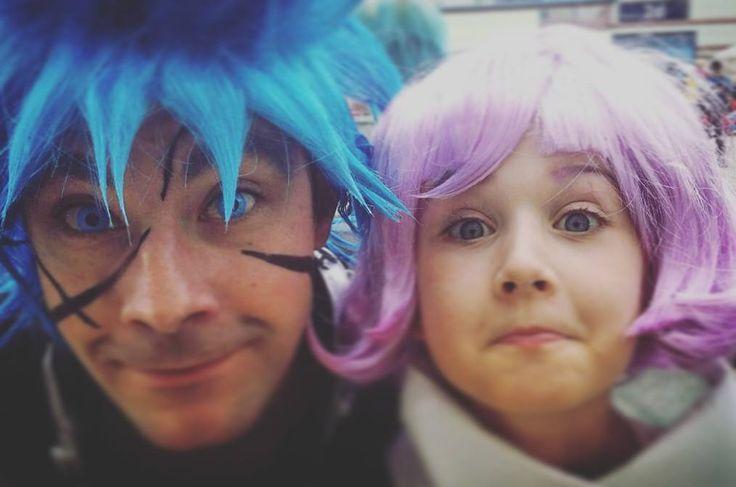 #expomanga #expomanga2016 #cosplay #madrid #kawaii #expomangamadrid #anime #manga #pikachu #ifema #dragonball #cosplayer #japan #expomanga16 #asunayuukicosplay #grunge #souleatee #sad #expo #tumblr #animecosplay #yunogasai #bmth #babymetal #eyes#cute #piercings #otaku #dccomics #girl