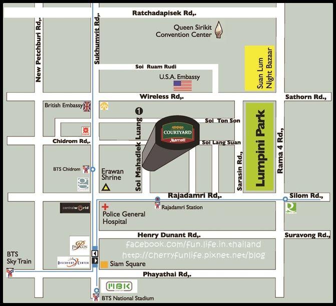 map (1).jpg - Courtyard Marriot Hotel