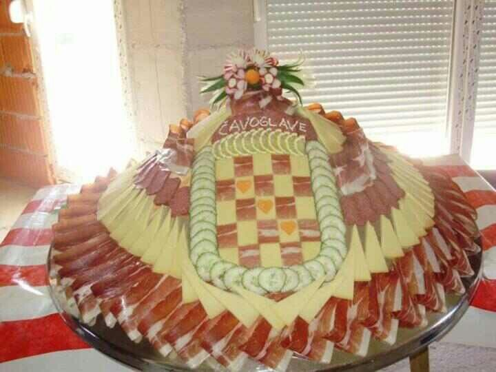 Mother of antipasto... This is one antipasto to be reckoned with!!