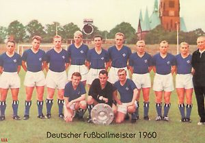 deutscher meister 1960 hamburger sv fu ball 60er jahre pinterest hamburger sv and hamburgers. Black Bedroom Furniture Sets. Home Design Ideas