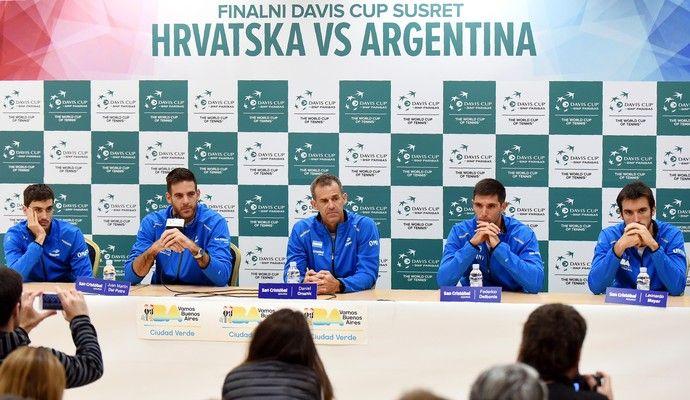 tênis copa davis argentina 2016 (Foto: AFP)