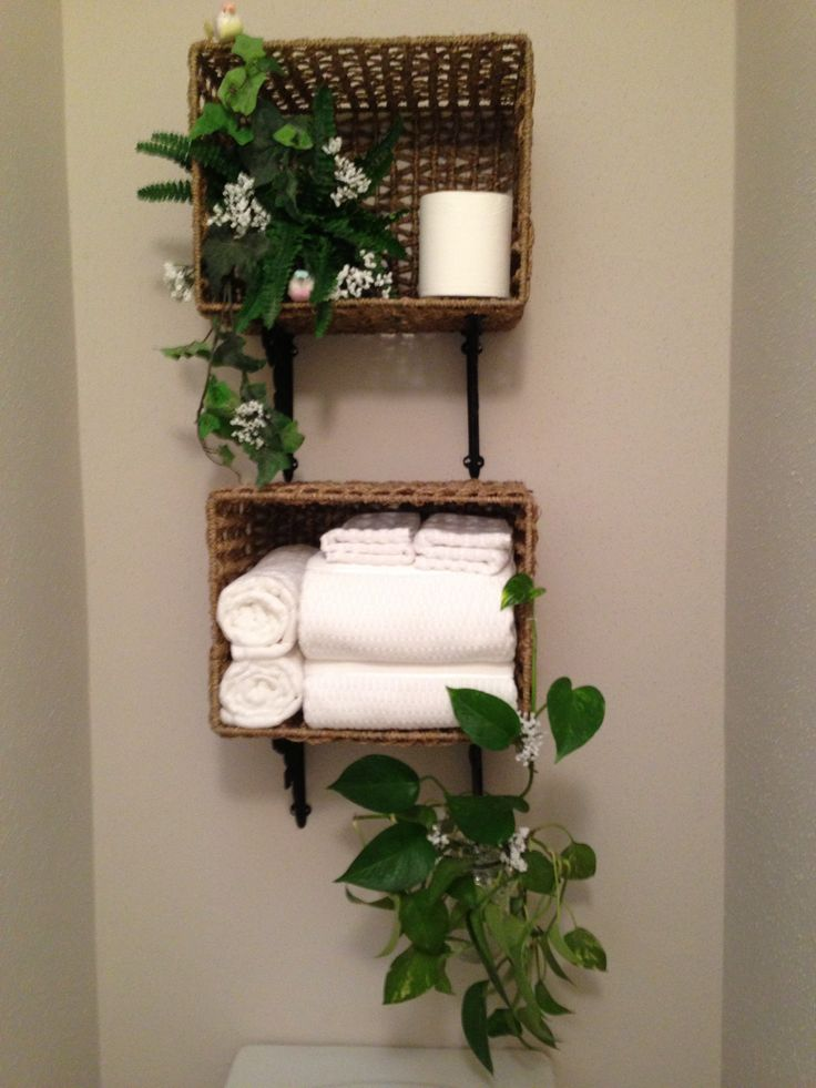 Best 25 above the toilet storage ideas on pinterest for Bathroom decor at hobby lobby
