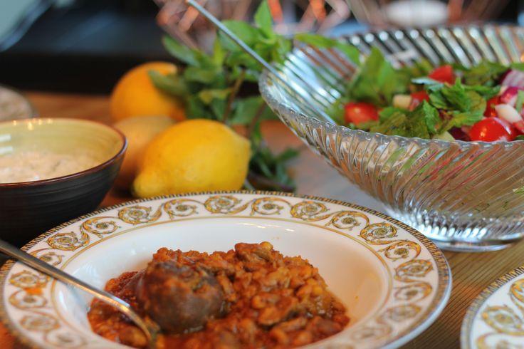 Follow me to Iran, let's cook Koresht e Gheymeh.