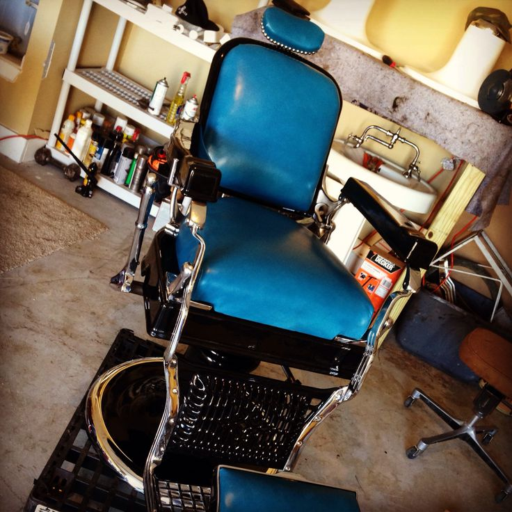 Photo Taken By Sid Custom Barber Chairs Atl
